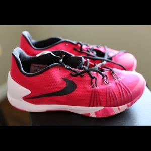 quality design 23860 4e7d1 Nike. Nike Pink Breast Cancer Awareness Basketball Shoes